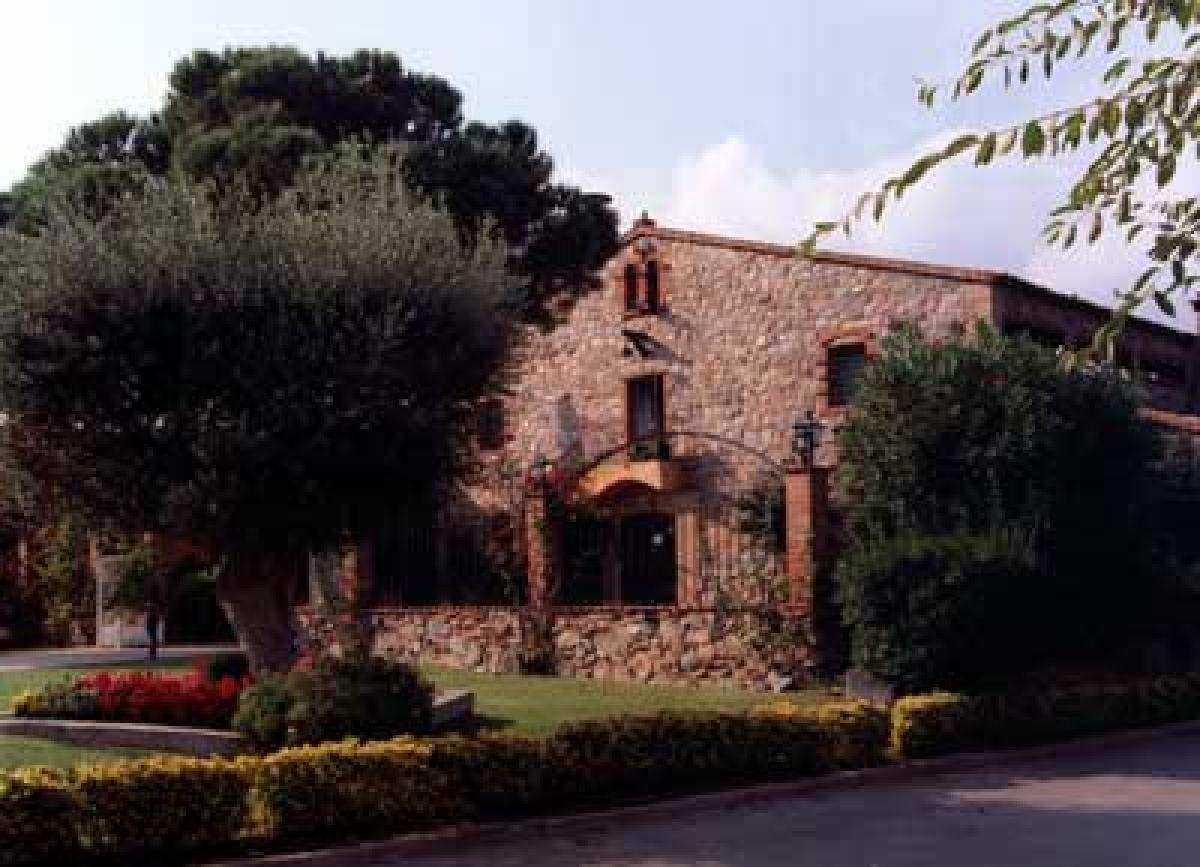 La Bota de Caldes - Masia Restaurant